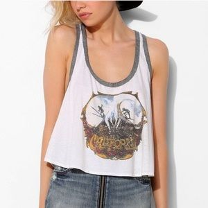 REVOLVE / CHASER / CALIFORNIA GRAPHIC TANK TOP